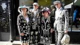 Festival žatvy Pearly Kings & Queen - Londýn