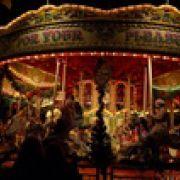 Vianočné trhy na nábreží South Bank