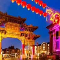Čínsky nový rok v Liverpoole