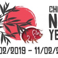 Oslavy čínskeho nového roka v Londýne