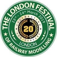 Londýnsky festival vlakových modelov