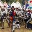 Stredoveký festival v Tewkesbury