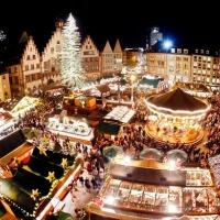 Vianočné trhy v Birminghame